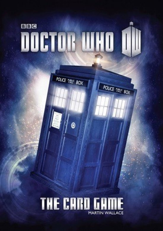 Afbeelding van het spel The Doctor Who Card Game 2nd Edition