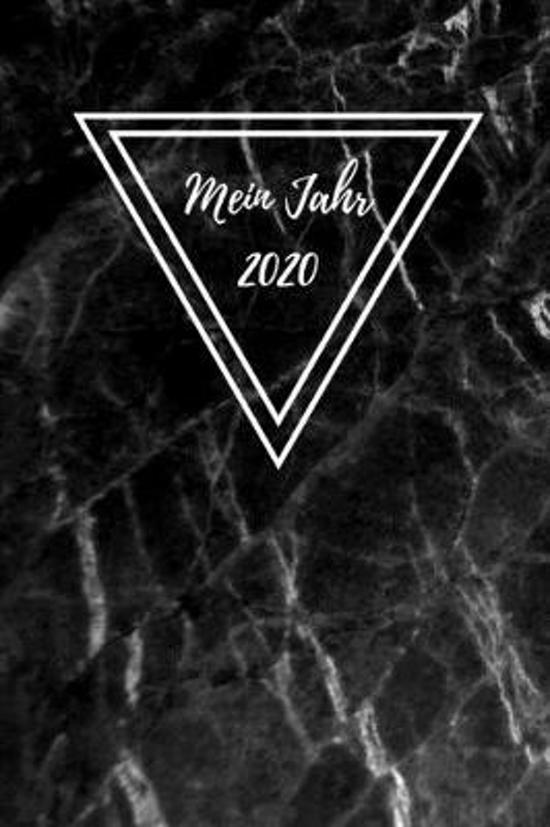 Mein Jahr 2020: A5 Wochenplaner 2020 I Wochen- und Jahresplaner I Modernes Design, Wochenkalender mit To-Do Listen I 1 Woche auf 2 Sei