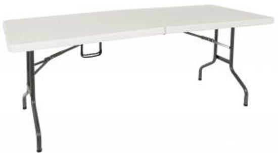 Handige Inklapbare Tafel : Bol dario opvouwbare tafel cm