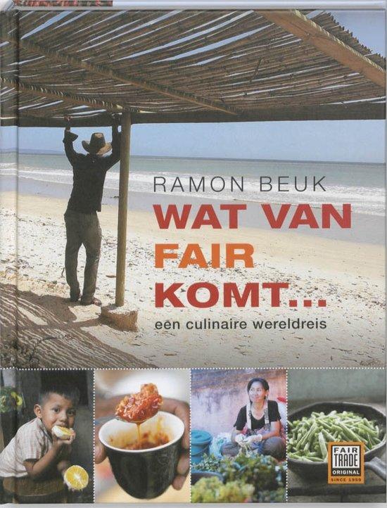 Boek cover Wat van fair komt …. van Eva Reinders Redactie (Hardcover)
