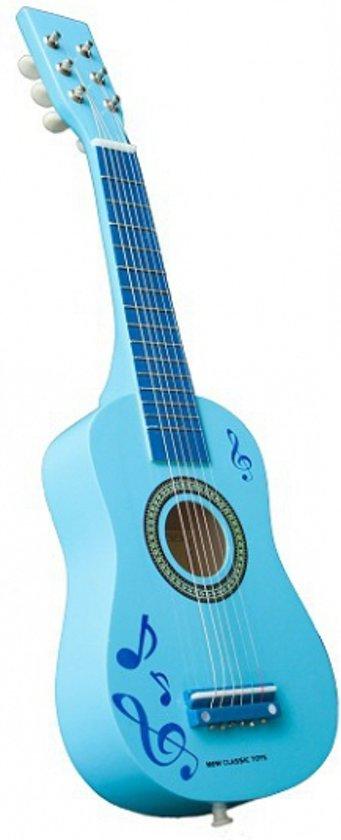 Hedendaags bol.com   Speelgoed gitaar blauw, Merkloos   Speelgoed QR-51