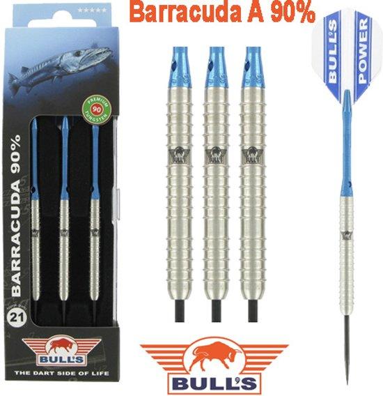 Bull's Barracuda 90% A 23 gram Steel Darts