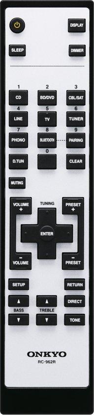 Onkyo TX-8220 Zilver
