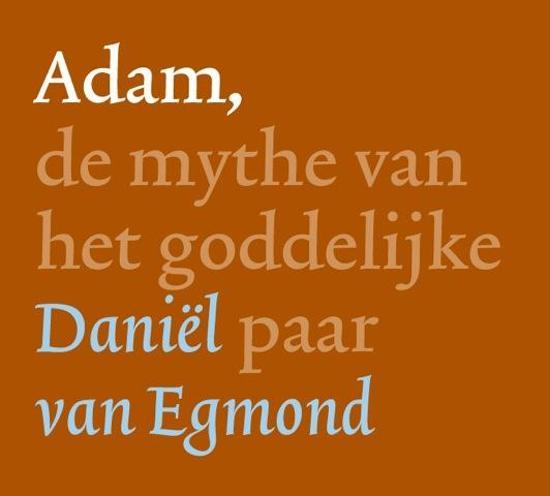 Adam de mythe van het goddelijke paar luisterboek