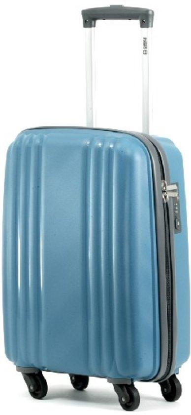 a92413ed30e bol.com | Enrico Benetti Mesa 59006-50-025 - Handbagage koffer - Petrol