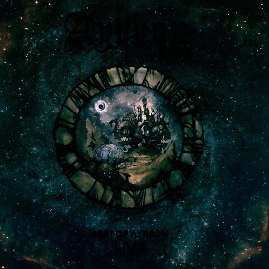 Ayreon Universe - Best of Ayreon Live (Earbook)