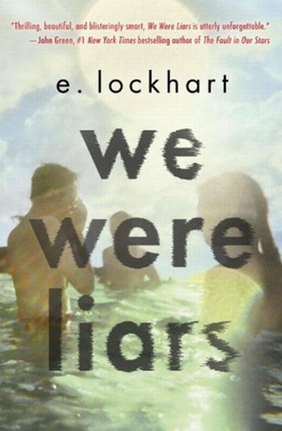 Boek cover We Were Liars van E. Lockhart (Hardcover)