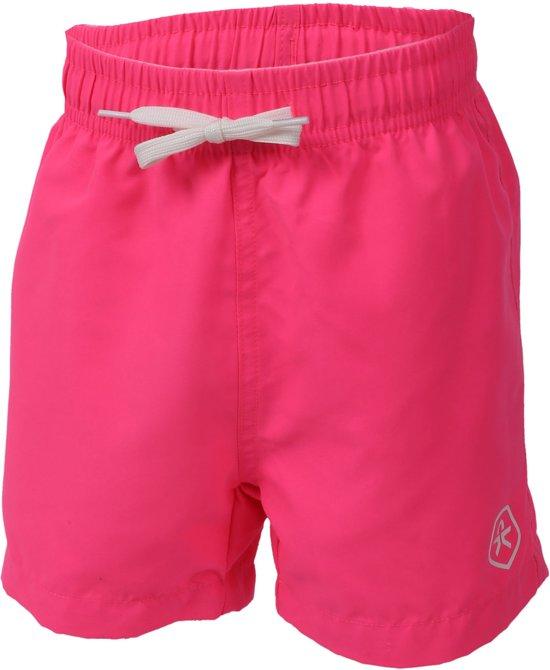 Color Kids Bungo Beach Shorts Zwembroek - Maat 128  - Unisex - roze