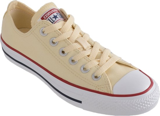 fda8532d558 bol.com | Converse All Star Sneakers Laag - Natural White