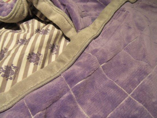 Lodger Wrapper Diamond Purple 014
