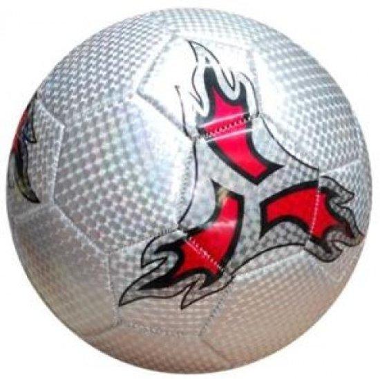 Hot sports Voetbal blade zilver maat 5