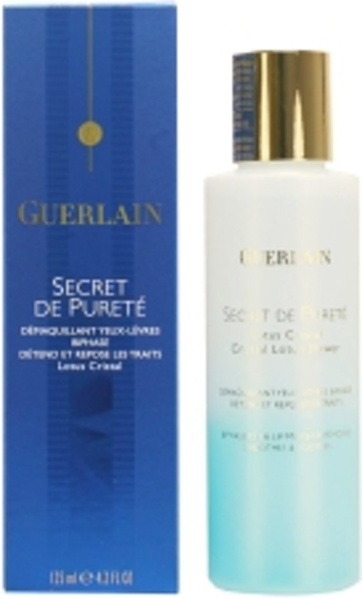 Bolcom Guerlain Secret De Purete Eye Makeup Remover 125 Ml