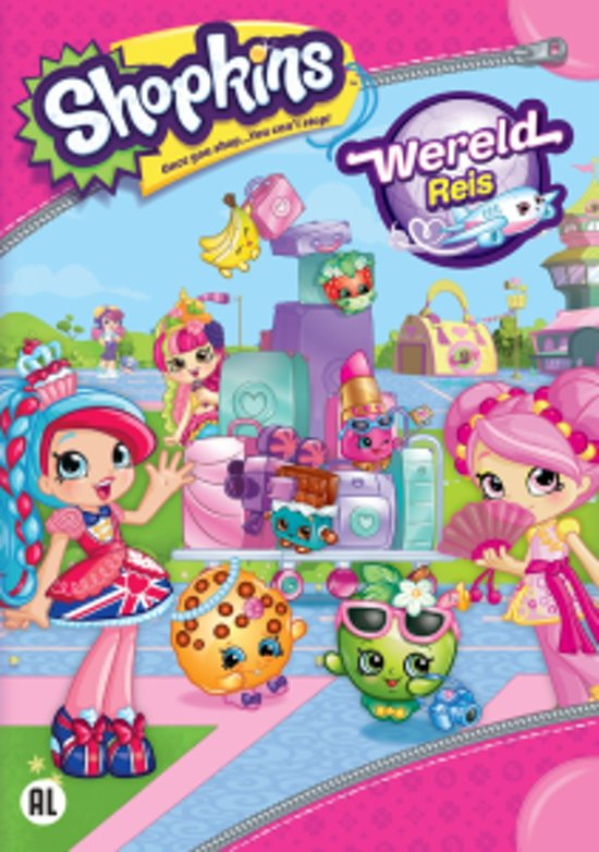 Shopkins - Wereldreis