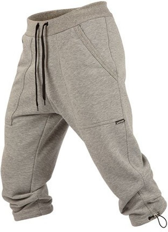 Baggy Joggingbroek Mannen.Bol Com Heren Grijze Baggy Trainingsbroek 7 8 Lengte Stan