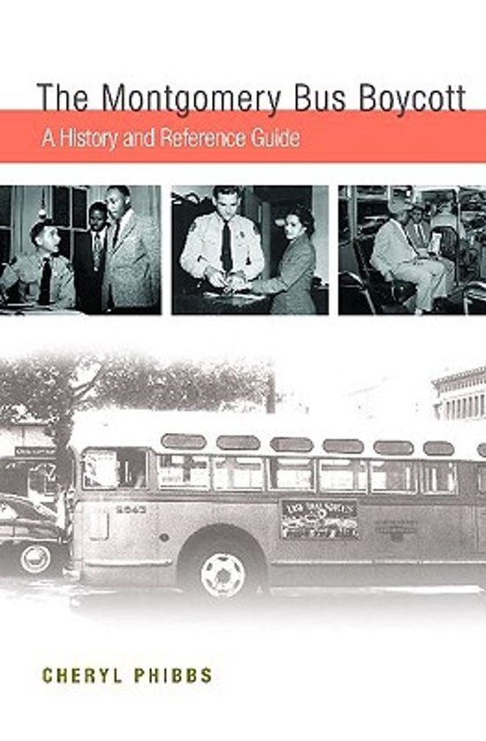 the montgomery bus boycott Share your dream now and visit the king center digital archive to see more than 10,000 documents from martin luther king's personal collection and.