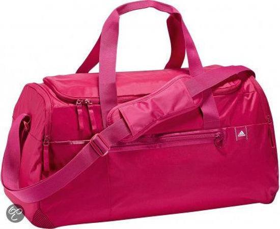 d48b1a7469d bol.com | adidas Performance Essentials Teambag - Sporttas - Roze - M