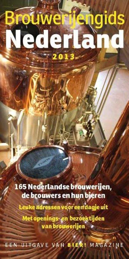 Cover van het boek 'Brouwerijengids Nederland / 2013 / druk Heruitgave'
