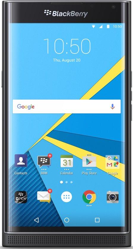 BlackBerry Priv (QWERTZ) - Zwart