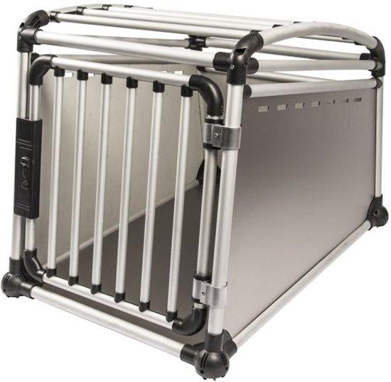 Aluminium Auto Transportbox - 63 x 88 x 67 cm