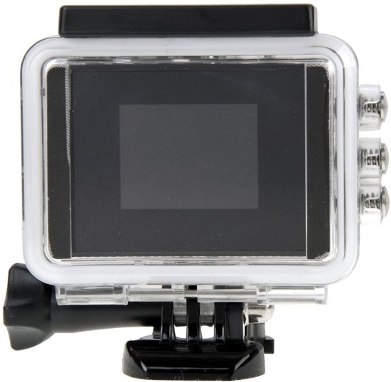 SJCAM SJ5000 Novatek Full HD 1080P 2.0 inch LCD scherm WiFi sport Camcorder Camera met waterdichte hoes 14.0 Mega CMOS Sensor 30m Waterproof(Gold)