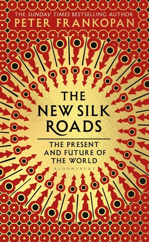 Boek cover The New Silk Roads van Peter Frankopan (Hardcover)