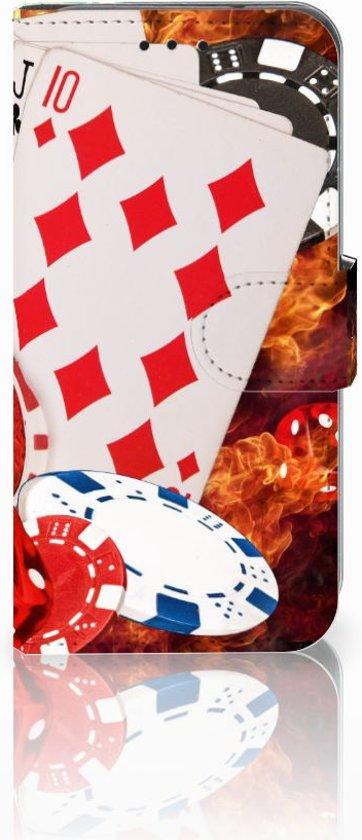 Samsung Galaxy S10e Uniek Boekhoesje Casino