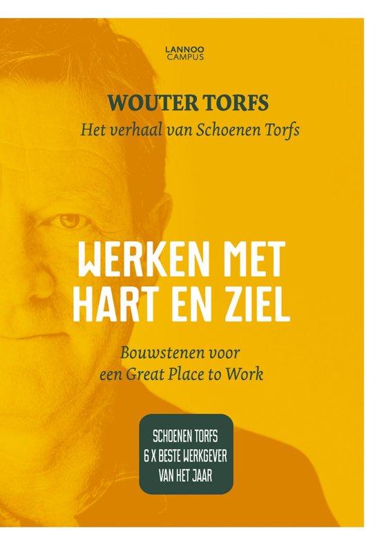 Boek cover Werken met hart en ziel van Wouter Torfs (Hardcover)