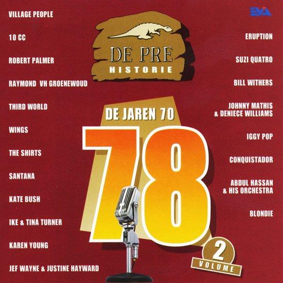 Various - De Pre Historie 1958