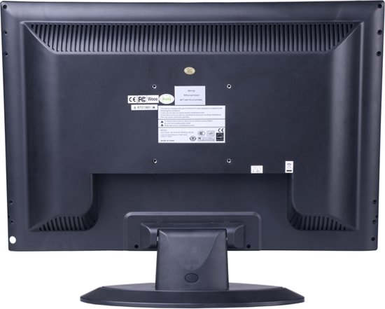 22 inch resistive touch monitor