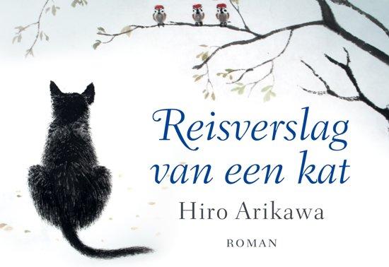 Boekomslag van 'Reisverslag van een kat - dwarsligger (compact formaat)'