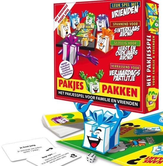 Pakjesspel Sinterklaas / Kerst