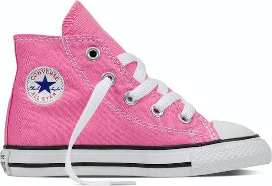 converse roze maat 23