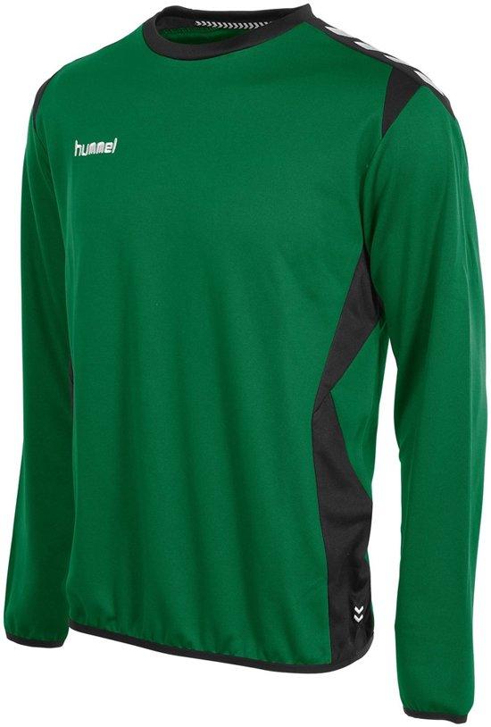 Hummel Paris Top Round Neck Sweater - Sweaters  - groen - 128