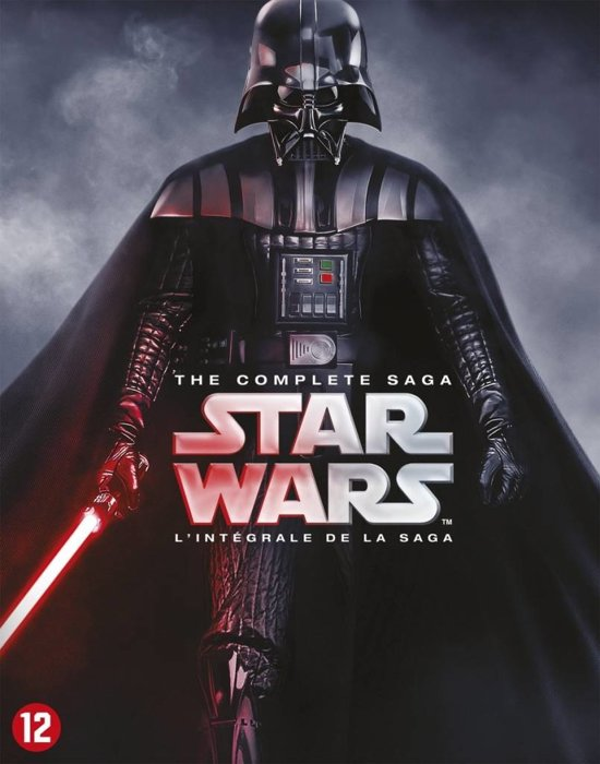 Star Wars: The Complete Saga 2015 (Blu-ray)