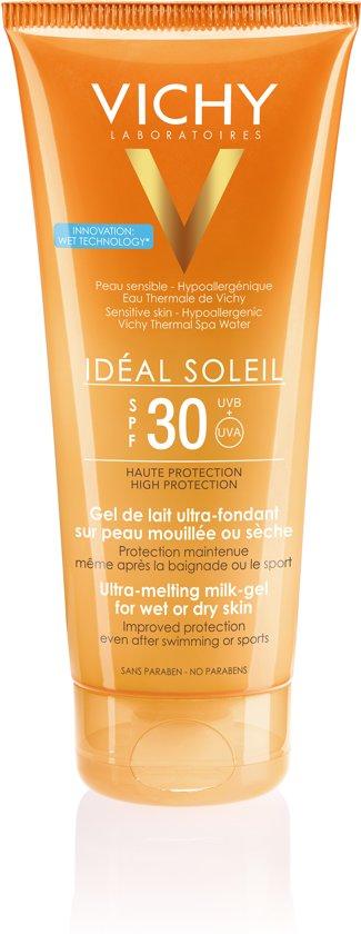 Vichy Ideal Soleil Transparante Melk - SPF 30