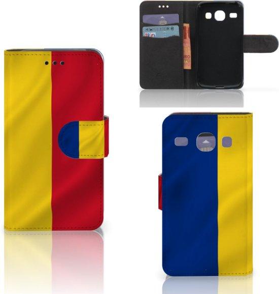 Bookstyle Case Samsung Galaxy Core i8260 Roemenië