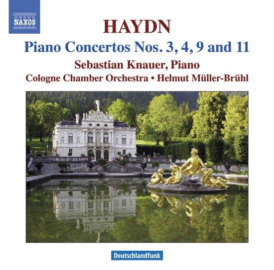 Haydn: Four Piano Concertos