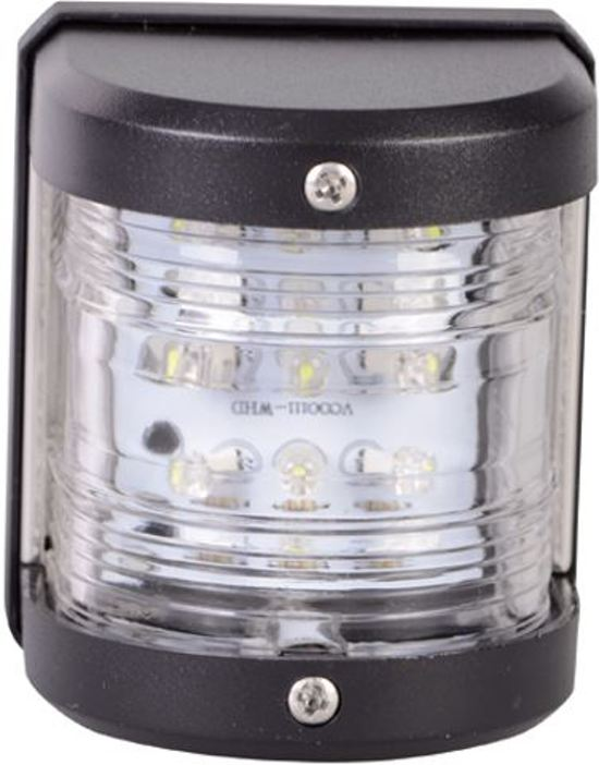 Talamex LED zwart Toplicht