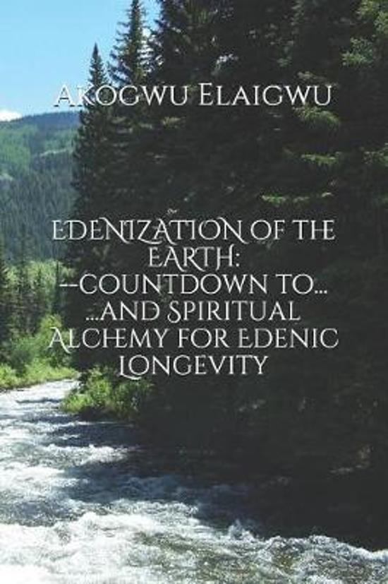 Edenization of the Earth