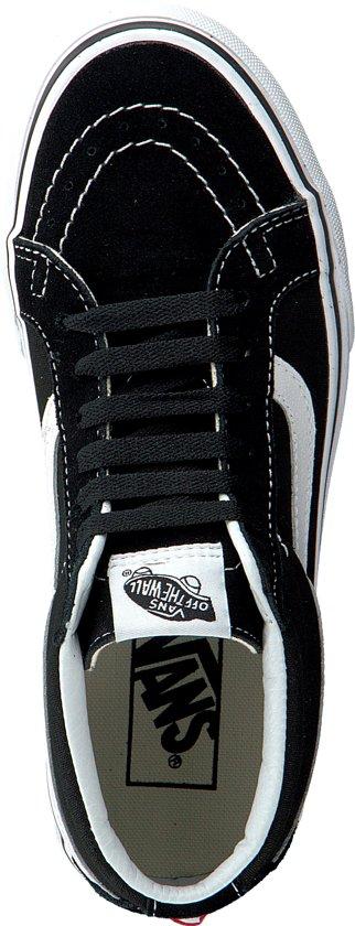 Maat ReissueZwart Vans Sk8 Mid Sneakers 5 40 Dames uXPikZ