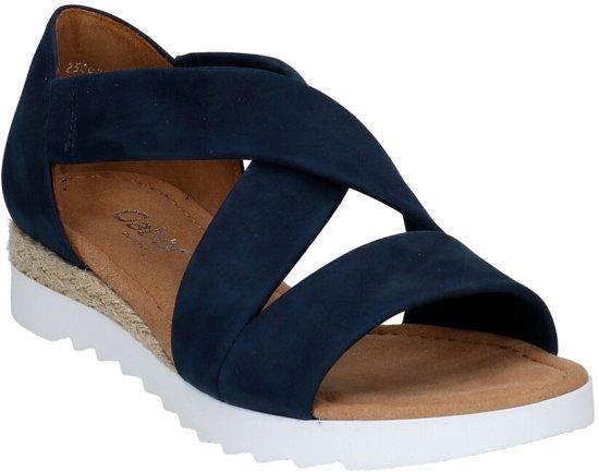 Gabor Dames Sandalen 711.1 - Blauw