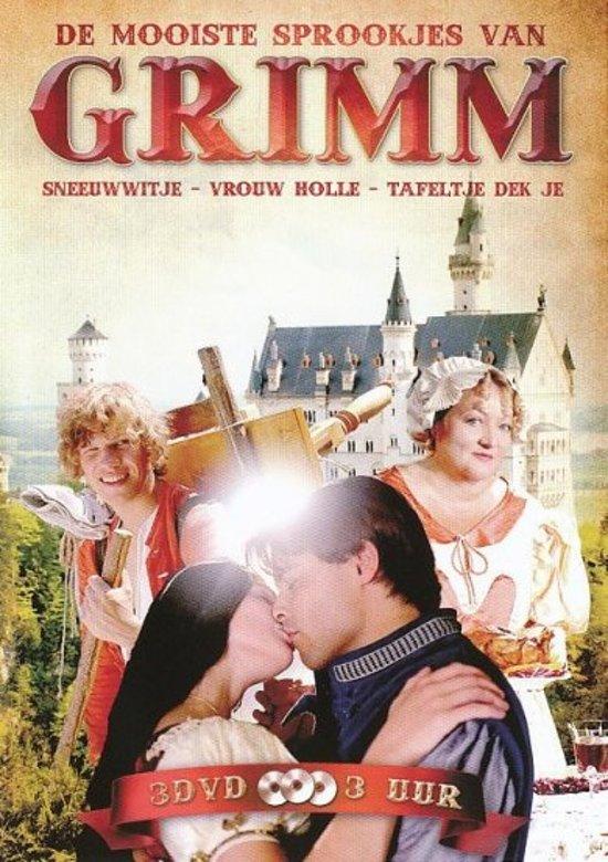 dvd de mooiste sprookjes van grimm
