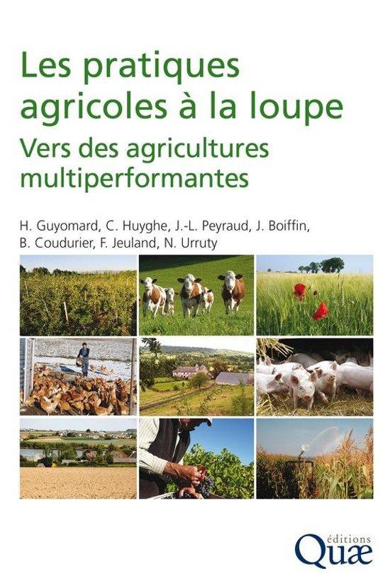 Boek cover Les pratiques agricoles à la loupe van Jean Boiffin (Onbekend)