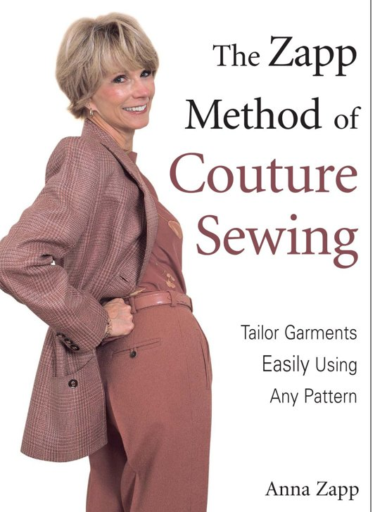 bol.com | The Zapp Method of Couture Sewing (ebook), Anna Zapp ...