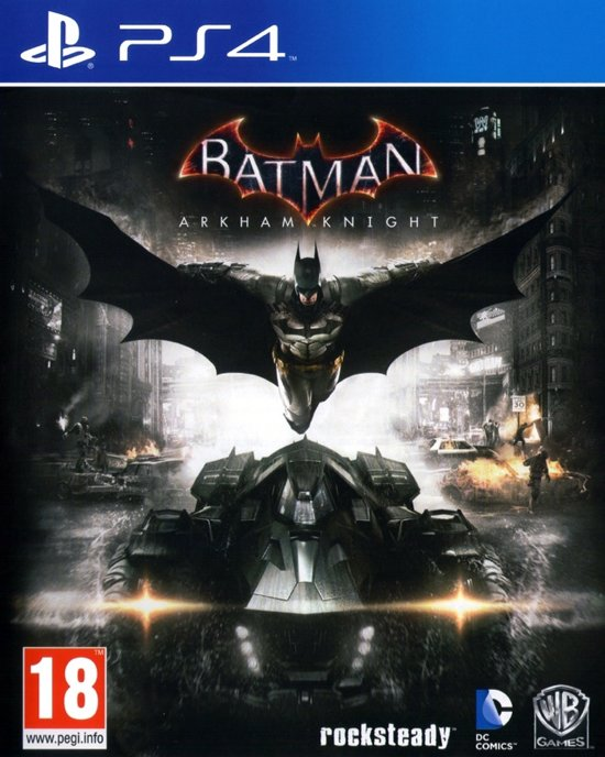 Batman: Arkham Knight (Harley Quinn DLC) /PS4 kopen