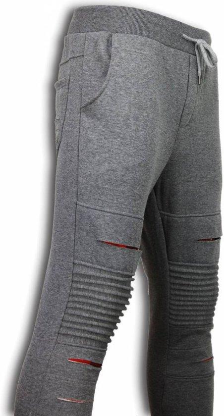 Joggingbroek Slim Fit.Bol Com Maximal Casual Joggingbroek Slim Fit Ribbel Damaged