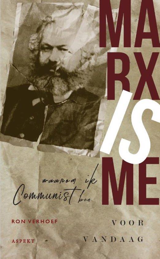 Boek cover Waarom ik communist ben van Ron Verhoef (Paperback)