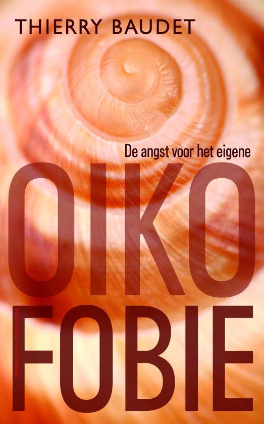 Boek cover Oikofobie van Thierry Baudet (Paperback)