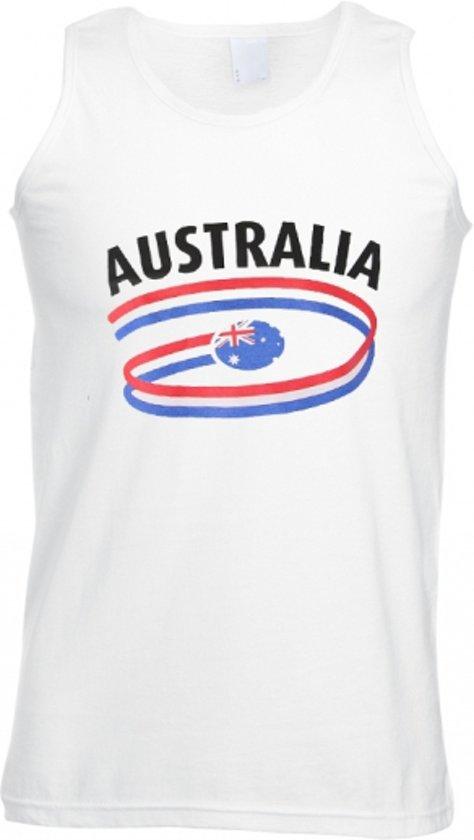Australia tanktop voor heren M