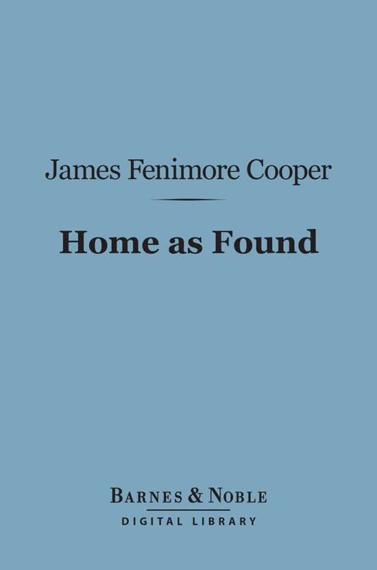 Home as Found (Barnes & Noble Digital Library)